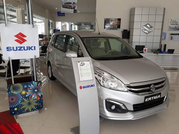 Xe Suzuki Ertiga 1.4 AT 2017 - 639 Triệu