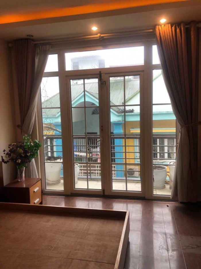 Linh Lang 60m2, 7 tầng, lô góc, ô tô vào nhà khu trung tâm cực VIP