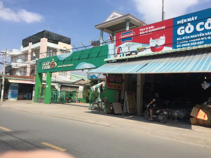 Bán đất mặt tiền kinh doanh tốt đường Nguyễn Văn Tăng, quận 9.