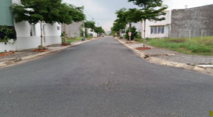 Bán Đất lô góc đường số 5 khu dân cư Bình Hưng