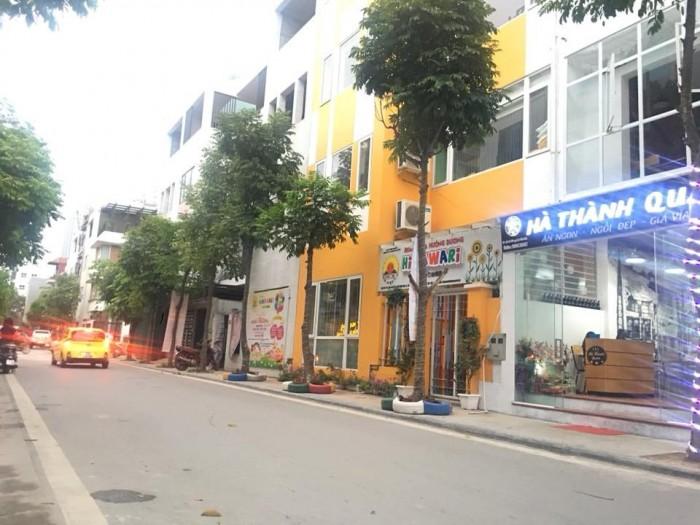 Bán BT liền kề ngõ 622 Minh Khai Time City 85m2, Kinh Doanh sầm uất.