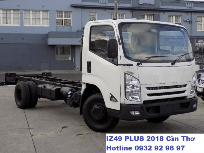 Hyundai iz49 plus 2t4 cần thơ, xe tải iz49 plus cần thơ, bán xe tải cần thơ 2
