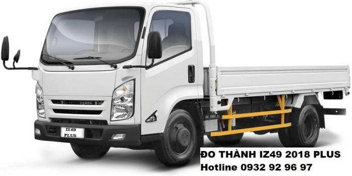Hyundai iz49 plus 2t4 cần thơ, xe tải iz49 plus cần thơ, bán xe tải cần thơ 3