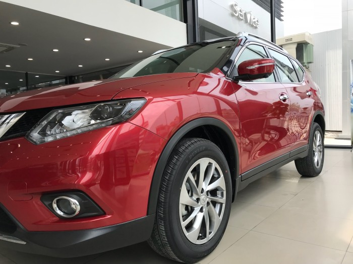Nissan X-Trail sản xuất năm 2018 Số tự động Động cơ Xăng