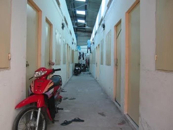 Dãy nhà trọ 16 phòng huyện Bình Chánh