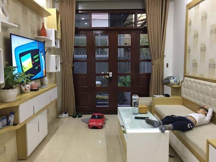 Cần bán nhà 4 tầng ngõ 17 Phố Phùng Chí Kiên Q, Cầu Giấy