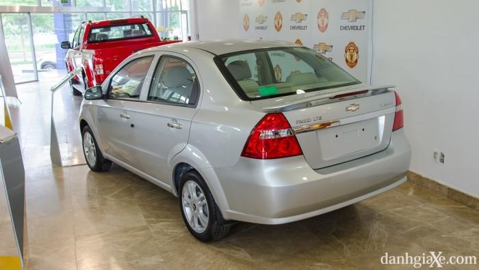 Xe Chevrolet Aveo  LT 60tr lay xe 3