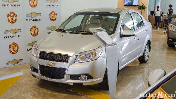 Chevrolet Aveo sản xuất năm 2017 Số tay (số sàn)