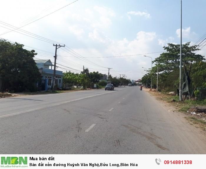 Bán đất nền đường Huỳnh Văn Nghệ,Bửu Long,Biên Hòa