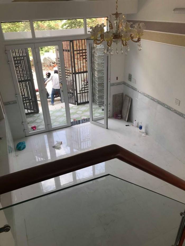 Bán nhà MTNB Tô Hiệu, Q.Tân Phú, (4x14.5m, 4 tấm, giá 5.85 tỷ)