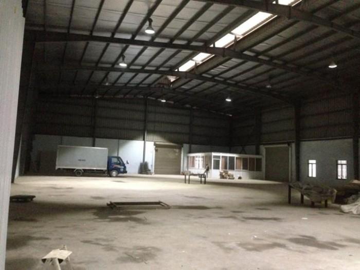 Cho thuê xưởng tại Đạo Đức, Vĩnh Phúc 1015m2 gần khu công nghiệp Bình Xuyên