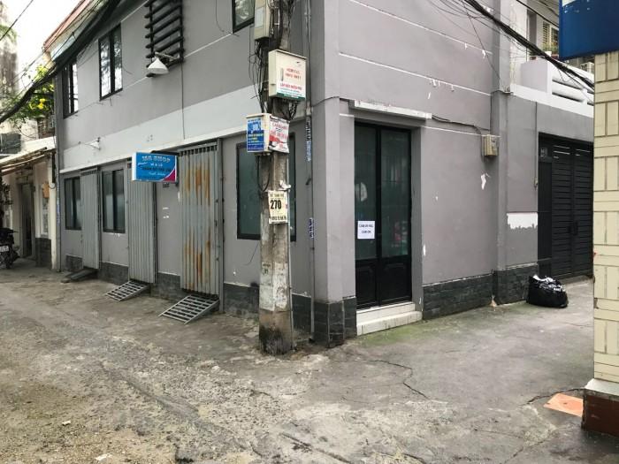 Biệt thự căn góc Ngô Tất Tố. 11x10. 1 Lầu.