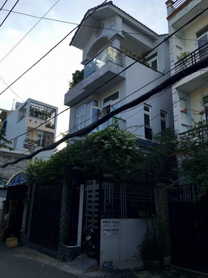Nhà TO KHỎE, 115m2 Bùi Đình Túy, Bình Thạnh.