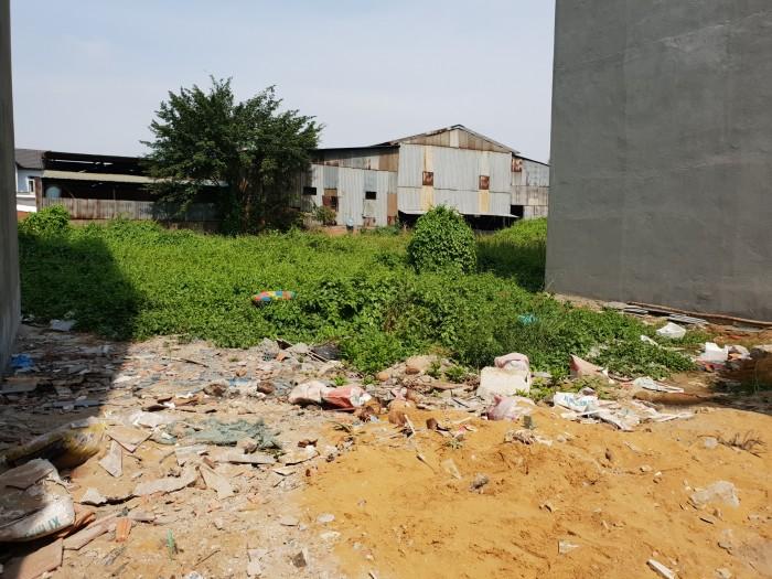 Bán đất trong KDC Hẻm 81 Đường 2 Trường Thọ Thủ Đức - KDC Hiện Hữu - XDTD