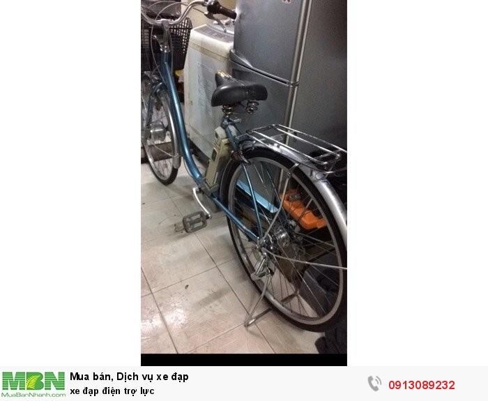 Xe đạp điện trợ lực