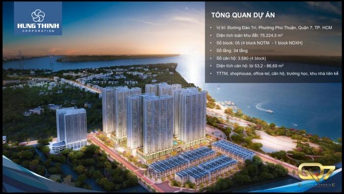 Căn hộ Cao Cấp Sài Gòn Q7