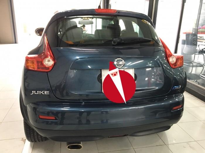 Bán gấp Nissan Juke 2012 HẠT RẺ lên đời X-Trail