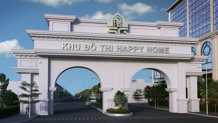 Bán đất nền khu đô thị sinh thái Happy Home Cà Mau