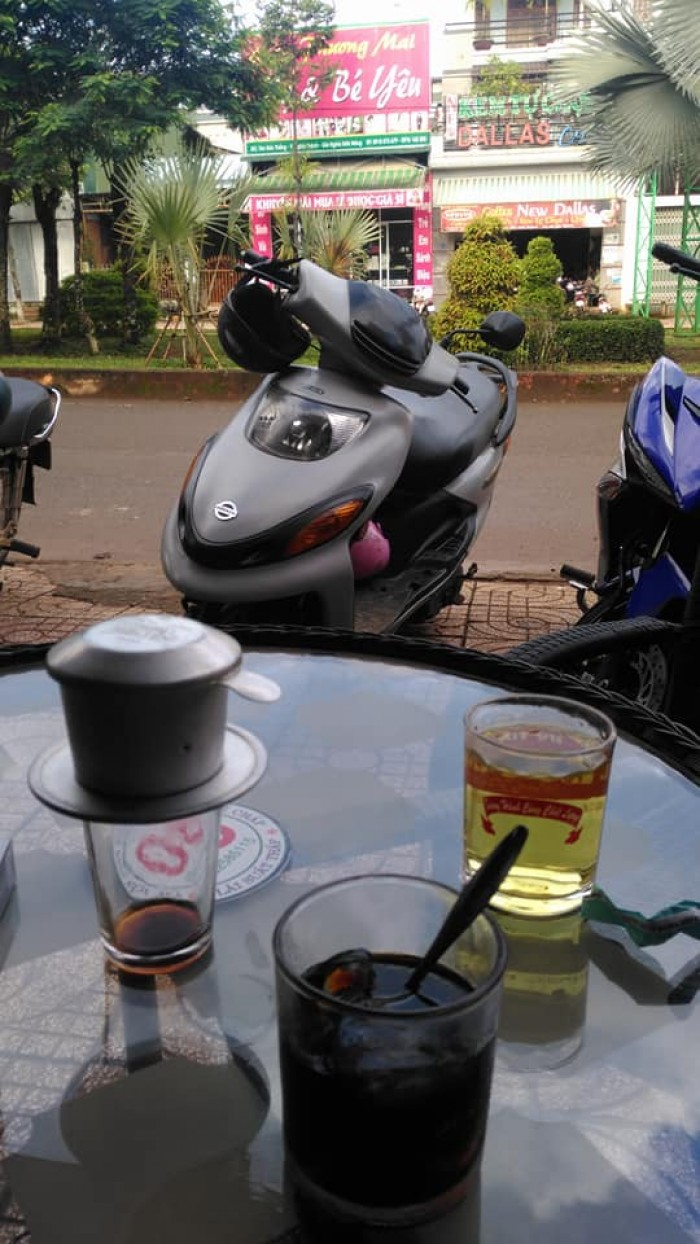Cho thuê xe máy tại Đak Nông 2