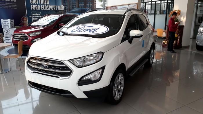 Ford Ecosport 2018, Full phụ kiện, liên hệ ngay để nhận khuyến mãi đặc biệt, xe đủ màu giao ngay