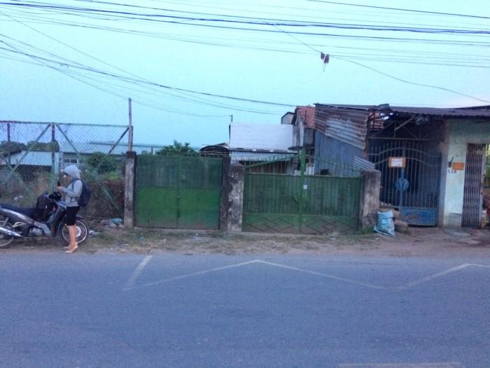 Bán đất MT kinh doanh Hoàng Hữu Nam, quận 9