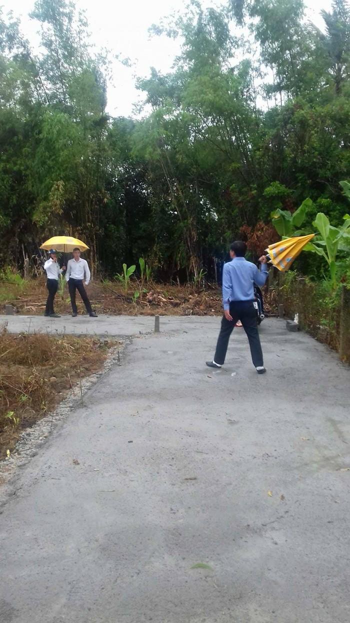 Bán đất giá rẻ Ngọc Anh Phú Thượng Phú Vang Huế. Giá 375 triệu