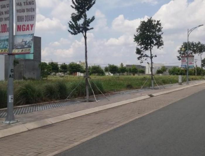 Đất nền thổ cư ngay Chợ Bà Rịa, cách bệnh viện  Bà Rịa 5'