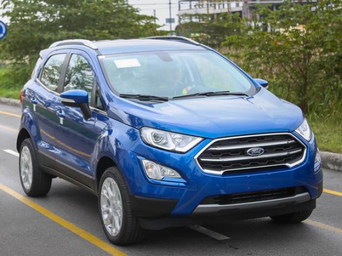 Ford Ecosport Titanium 2018 tặng bảo hiểm thân vỏ 4