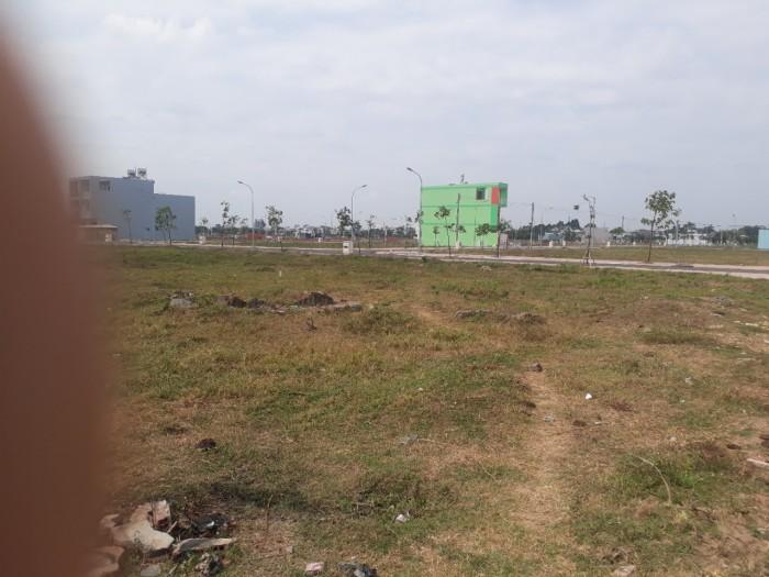 Đất nền khu dân cư phức hợp sinh thái Happy Land, giá từ 5-8tr/m2