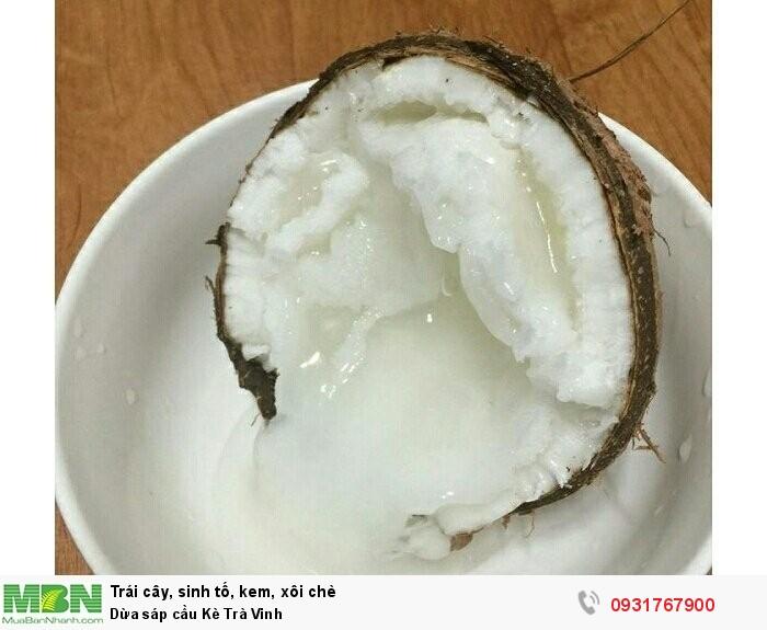 Dừa Sáp loại 3 giá rẻ1