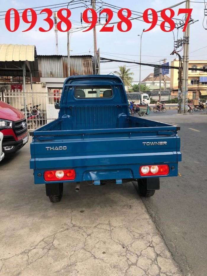 Bán xe tải Thaco Towner 990kg - Xe tải Trường Hải 1 tấn - tiết kiệm nhiên liệu - giá rẻ