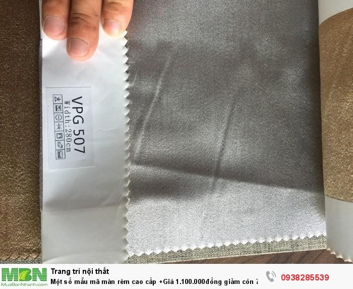 Một số mẫu mã màn rèm cao cấp +Giá 1.100.000đồng giảm còn 750.000 đồng/mét ngang Bao gồm thi công hoàn hiện2