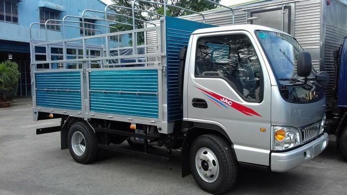 Xe tải JAC 2,4 tấn chính hãng trả góp 70% xe