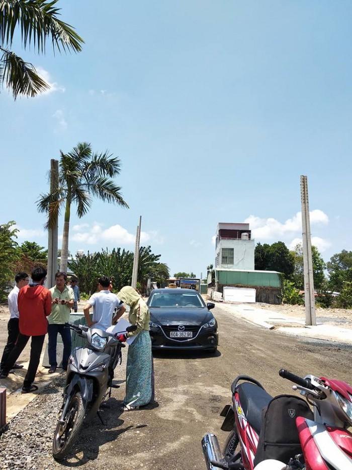 Cần bán lô đất tuyến Nguyễn Thái Học trải dài, cách CMT8 30m