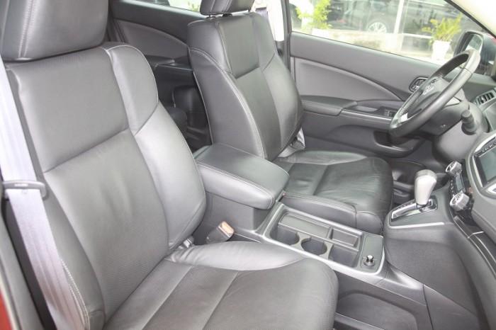 Honda CRV 2.4L màu Đỏ bọc đô, sản xuất và đăng kí 2016. 1