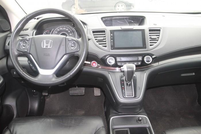 Honda CRV 2.4L màu Đỏ bọc đô, sản xuất và đăng kí 2016. 7