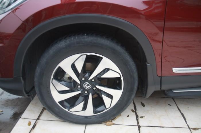 Honda CRV 2.4L màu Đỏ bọc đô, sản xuất và đăng kí 2016. 3