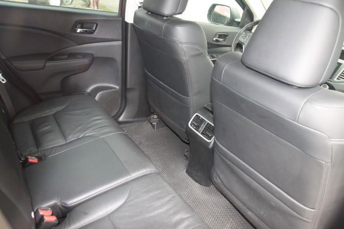 Honda CRV 2.4L màu Đỏ bọc đô, sản xuất và đăng kí 2016. 8