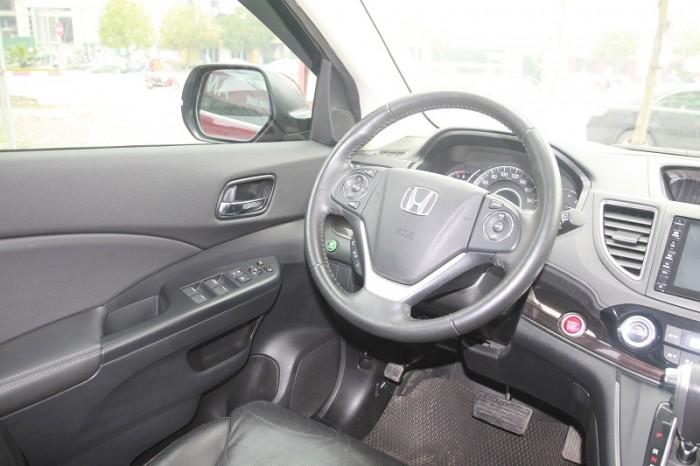 Honda CRV 2.4L màu Đỏ bọc đô, sản xuất và đăng kí 2016. 10
