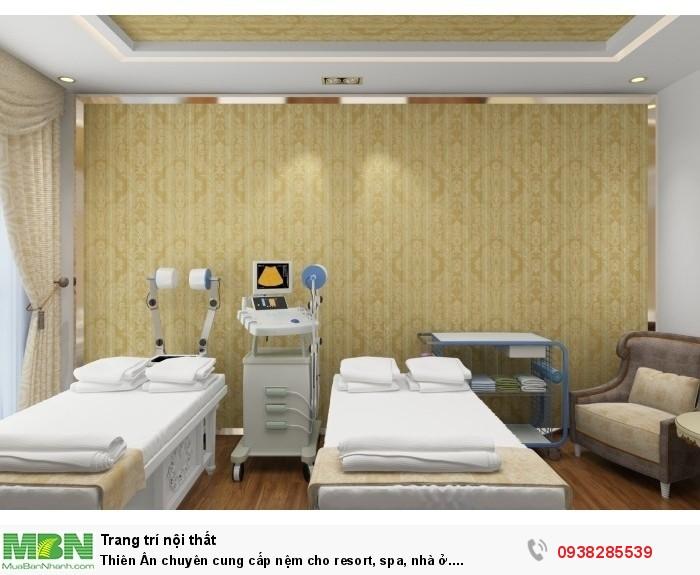 Thiên Ân chuyên cung cấp nệm cho resort, spa, nhà ở....
