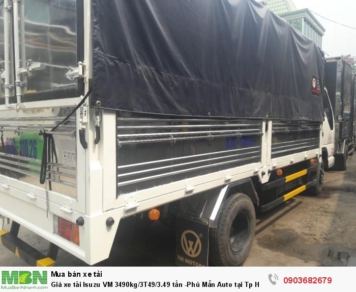 Thủ tục mua xe tải isuzu 3t49 trả góp đơn giản, nhanh gọn, đảm bảo giá trị lợi ích cho người mua.