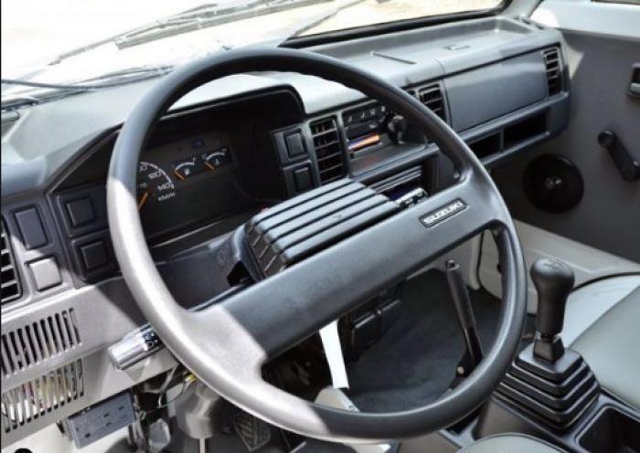 Xe tải ben Suzuki nhật bản 500kg giá rẻ tại Bình dương 2