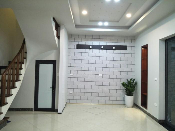 Bán nhà ngõ 203 Trần Khát Chân Hai Bà Trưng 38m2 x 5 tầng xây mới cực đẹp giá 3.25 tỷ