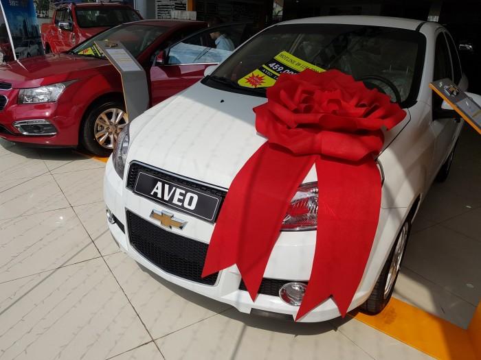 Siêu khuyến mãi lên đến 60TR Chevrolet Aveo !!! 1