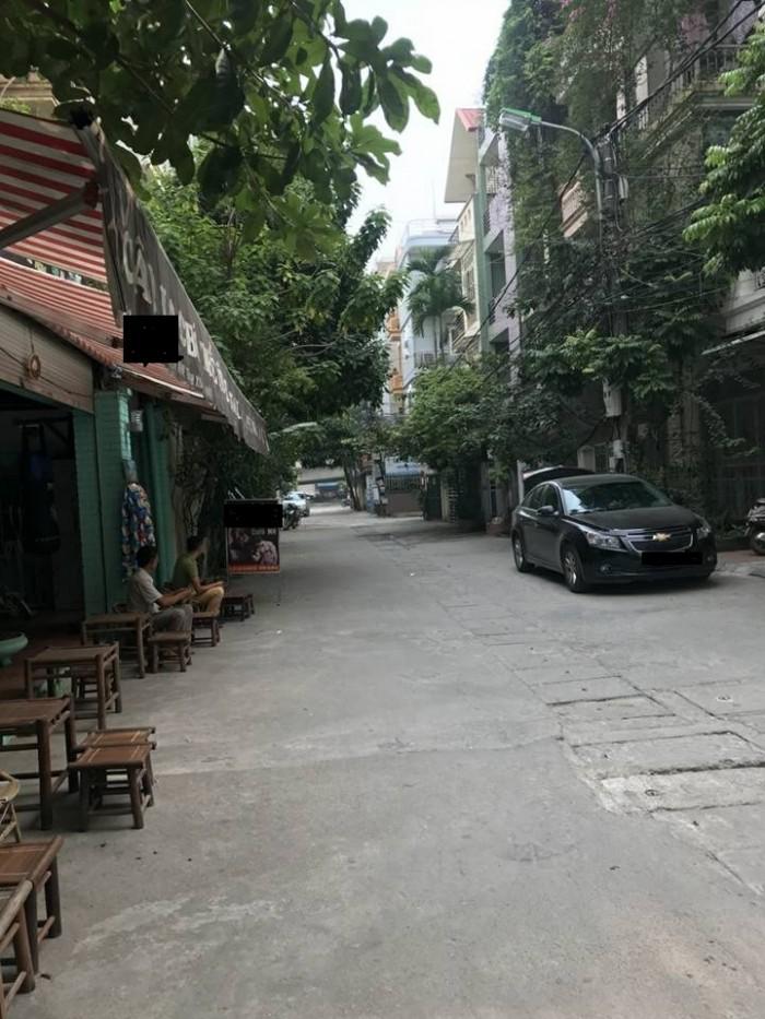 Bán nhà hiếm, đẹp phân lô, ô tô tránh, KD, VP, Nguyễn Xiển 70m2x5tầng