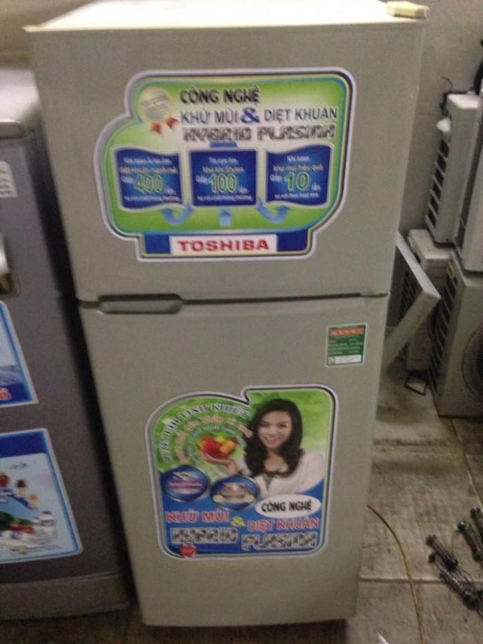 Thanh lí tủ lạnh 200lit Toshiba1