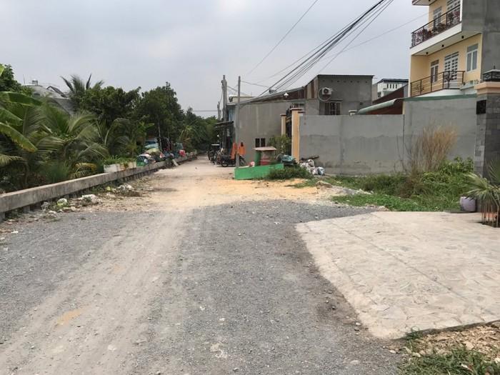 Cần bán gấp đất mặt tiền quận 12,DT 5X30,đường Thạnh Lộc 31