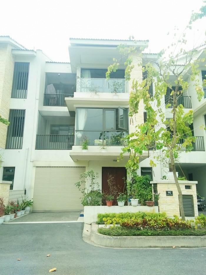 Biệt thự Arden Park – Garden City Không gian xanh đáng sống tại Long Biên,