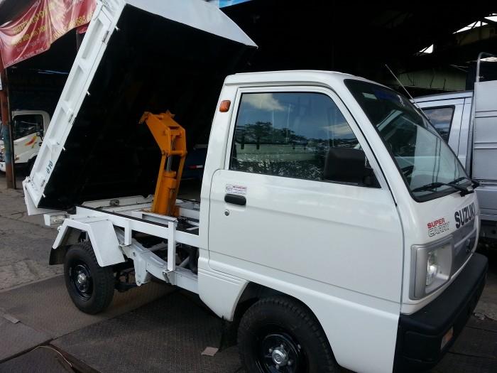 Xe tải tự đổ Ben SUZUKI 500kg nhập khẩu