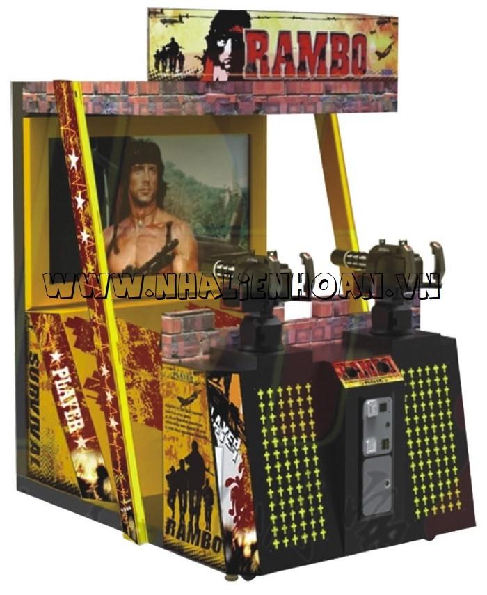 Địa chỉ cung cấp máy game khu vui chơi giá rẻ4